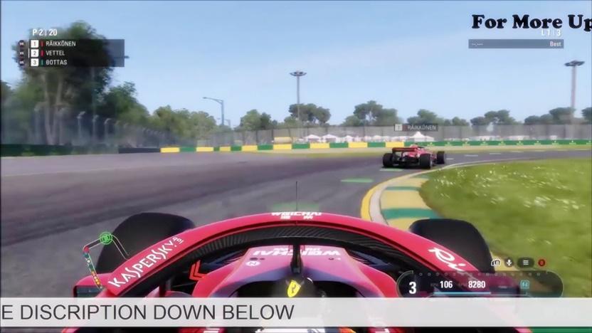 F1 2018 v1.16 PC Game