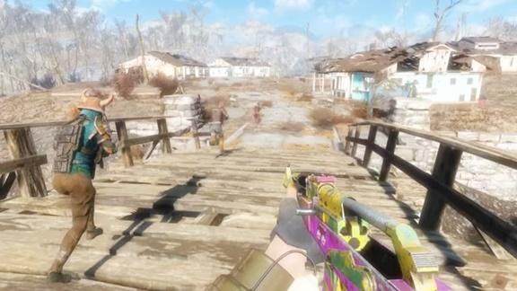 Fallout 4 Nuka-World PC Game