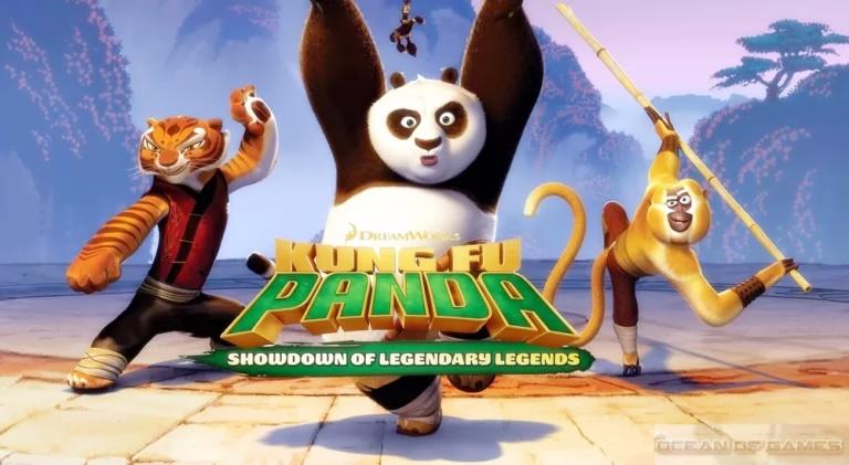 Kung Fu Panda Showdown Of Legendary Legends Free Download