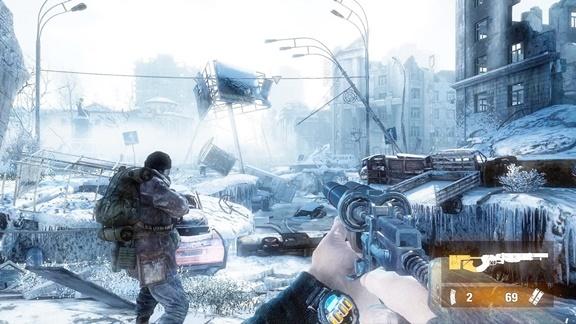Metro 2033 Redux PC game