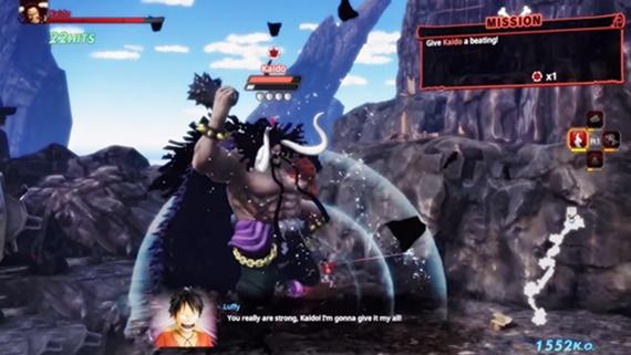 One Piece Pirate Warriors 4 CODEX PC Game
