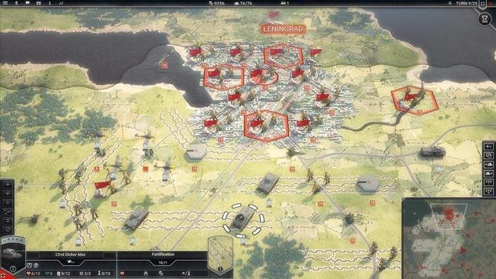 Panzer Corps 2 HOODLUM PC Game