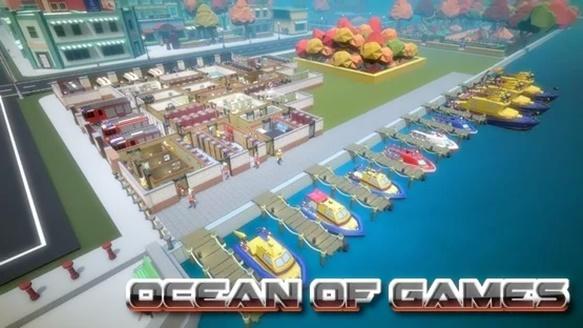 Rescue HQ Coastguard DARKZER0 PC Game