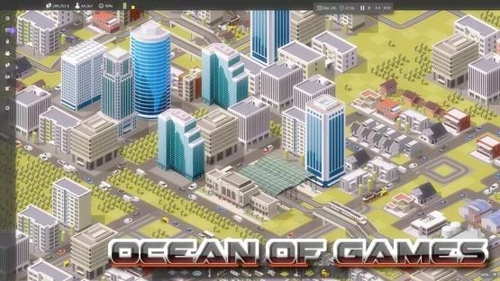 Smart City Plan ALI213 PC Game