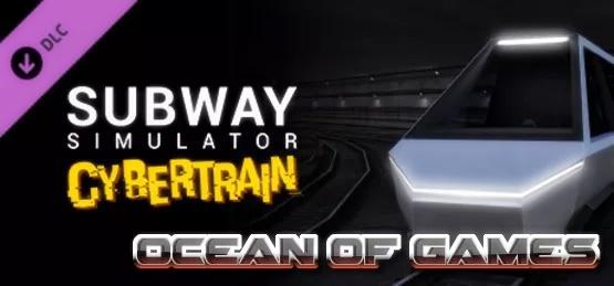 Subway Simulator Cyber Train PLAZA Free Download