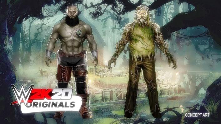 WWE 2K20 Originals CODEX PC Game