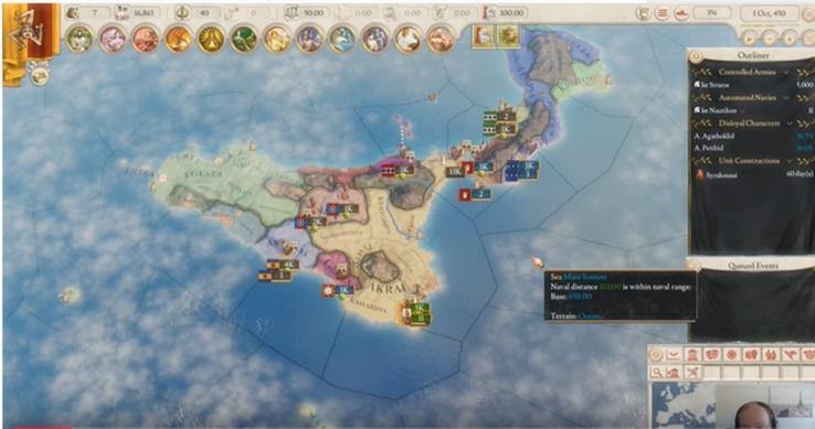 Imperator Rome Magna Graecia CODEX PC Game