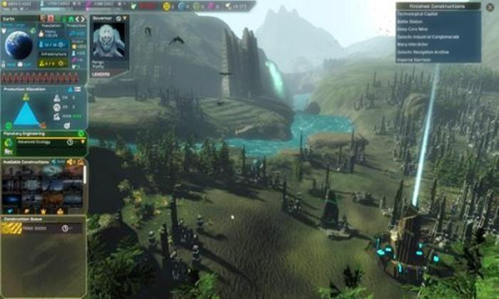 Interstellar Space Genesis v1.1 PLAZA PC Game