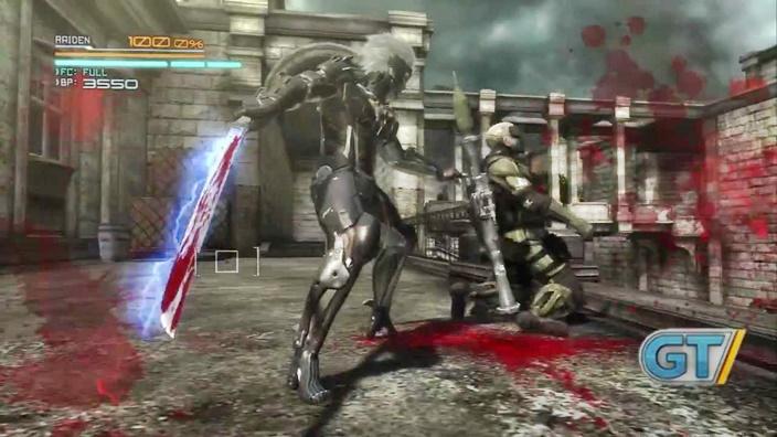 Metal Gear Rising Revengeance Update 2