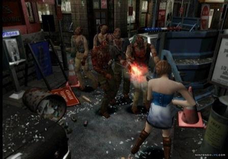 Resident Evil 3PC Game