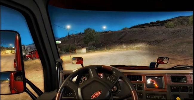 American Truck Simulator Utah v1.37 CODEX Free Download