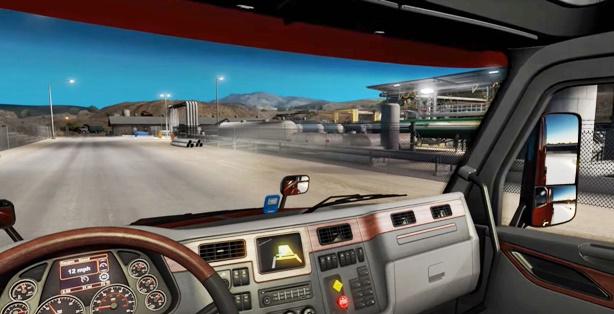 American Truck Simulator Utah v1.37 CODEX PC Game