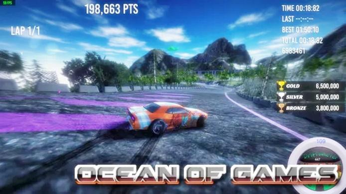 Drift Alone PLAZA PC Game