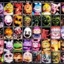 Five Nights At freddys Ultimate Custom Night