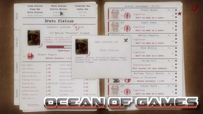 Radio Commander Squad Management CODEX PC Game