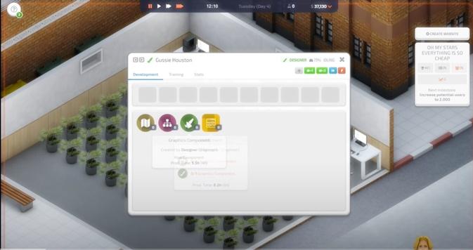 Startup Company SiMPLEX PC Game