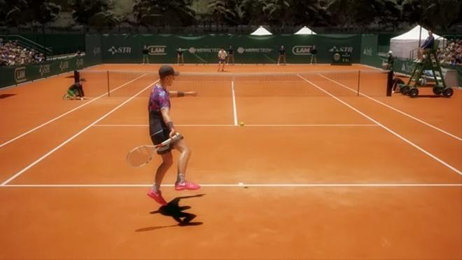 AO International Tennis PC Game