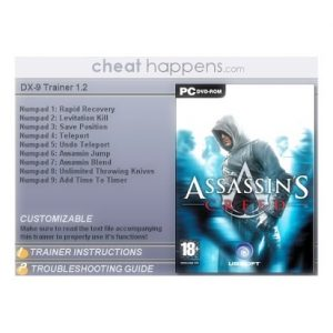 Assassins Creeds Trainer Free Download