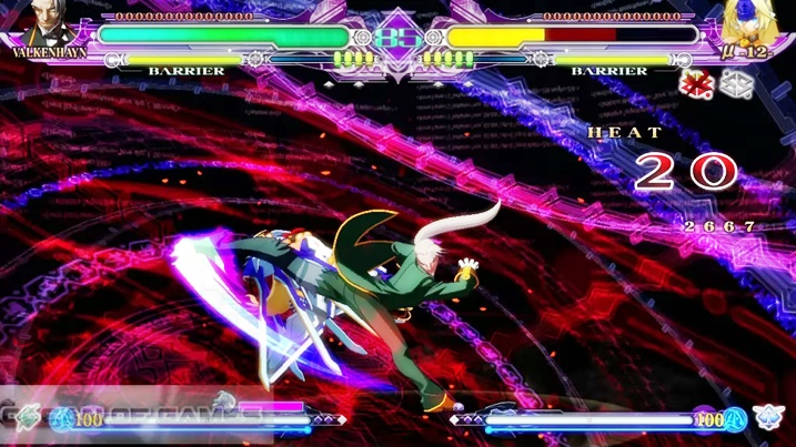 BlazBlue Continuum Shift Extend PC Game