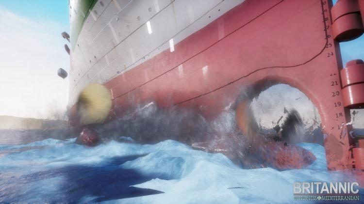 Britannic Patroness of the Mediterranean HOODLUM PC Game