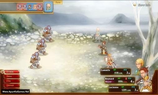Celestian Tales Realms Beyond PLAZA PC Game
