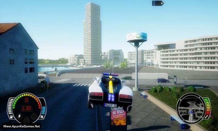 City Patrol Police v1.0.1 SKIDROW PC Game