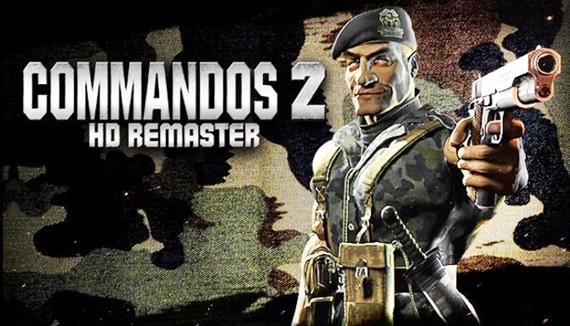 Commandos 2 HD Remaster HOODLUM pc