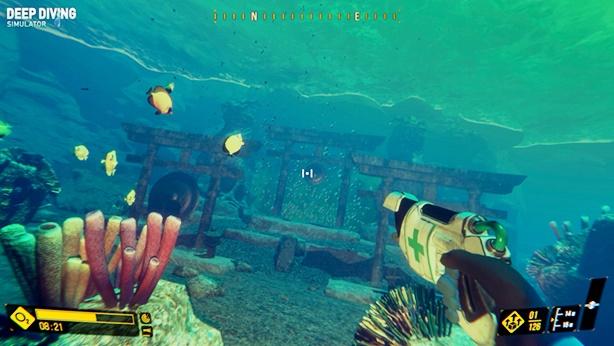Deep Diving Simulator Platinum Edition PLAZA Free Download