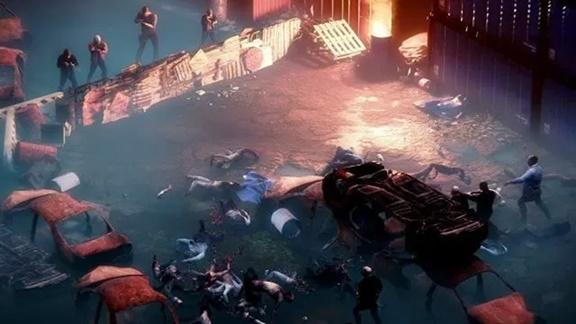 Frontline Zed CrimPlex Prison Complex CODEX PC Game