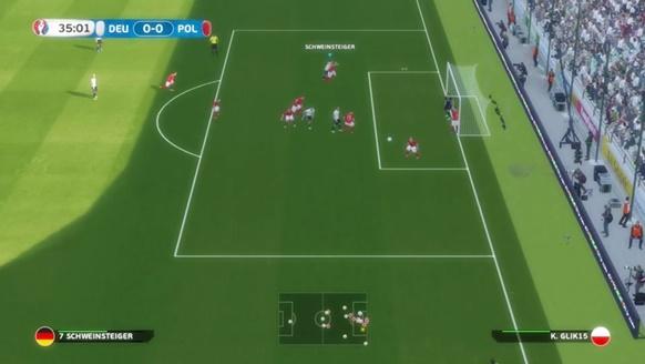 PESUEFA Euro 2016 France PC Game