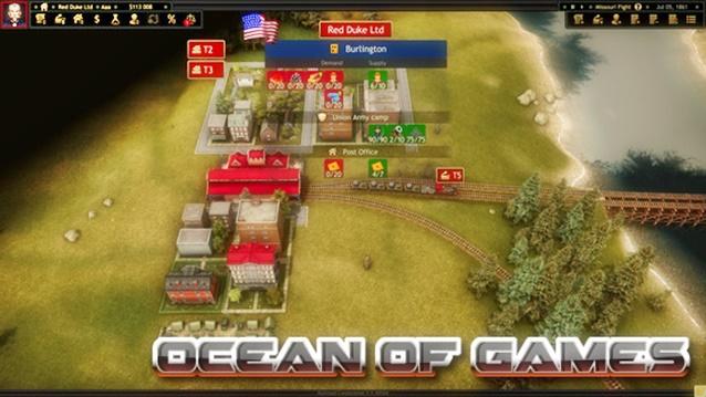 Railroad Corporation Civil War CODEX Free Download