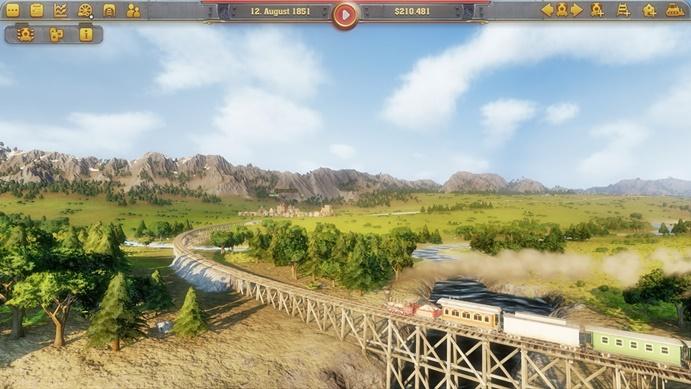Railway Empire Down Under CODEX PC Game
