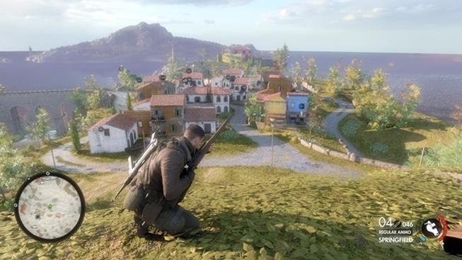Sniper Elite 4 Deluxe Edition v1.4.1 All DLCs FitGirl Repack