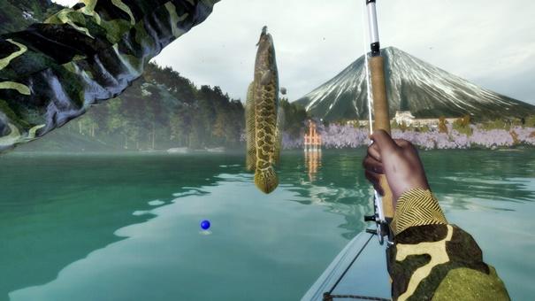 Ultimate Fishing Simulator Japan CODEX PC Game