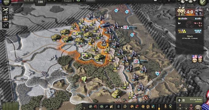 Unity of Command II V-E Day CODEX PC Game