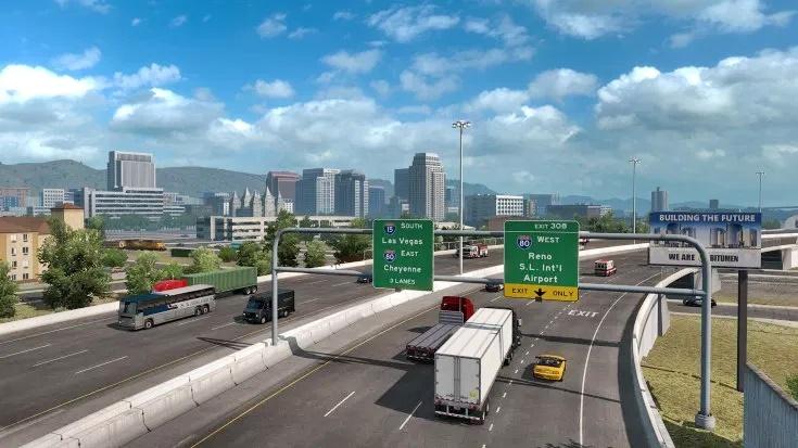 American Truck Simulator Idaho CODEX Free Download
