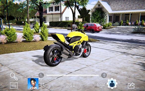 Biker Garage Mechanic Simulator HOODLUM PC Game