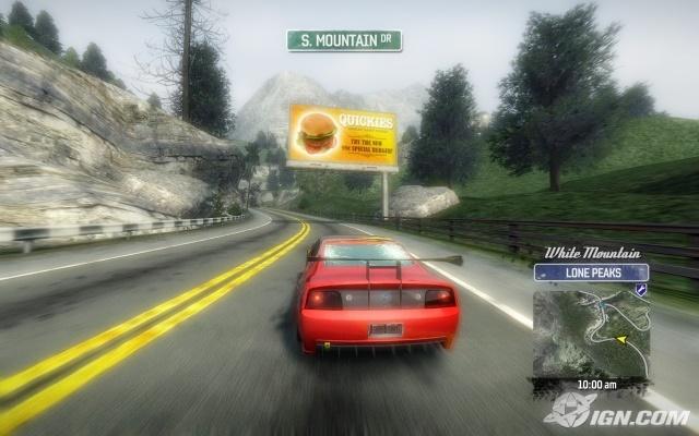 Burnout Paradise The Ultimate BoxPC Game
