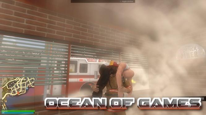 FLS FireFighting Emergency Services Simulator SKIDROW