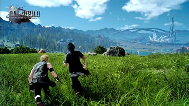 Final Fantasy XV Windows Edition Episode Ardyn CODEX PC Game