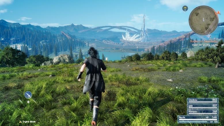 Final Fantasy XV Windows Edition Episode Ardyn CODEX
