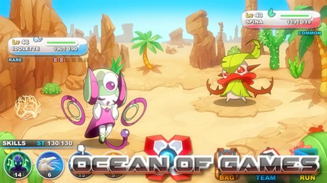Nexomon PLAZA PC Game