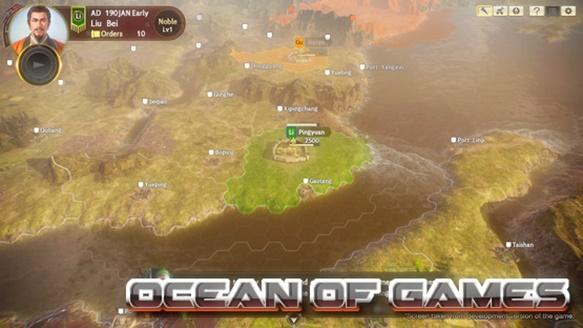 ROMANCE OF THE THREE KINGDOMS XIV SKIDROW PC Game