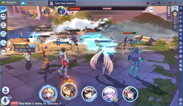 Saint Seiya Awakening PC Game