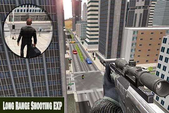 Sniper 3D PC Game