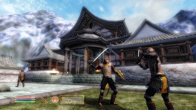 The Elder Scrolls IV PC Game