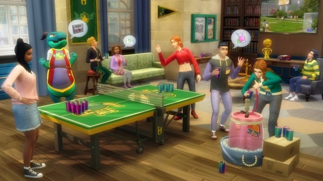 The Sims 4 Tiny Living Anadius