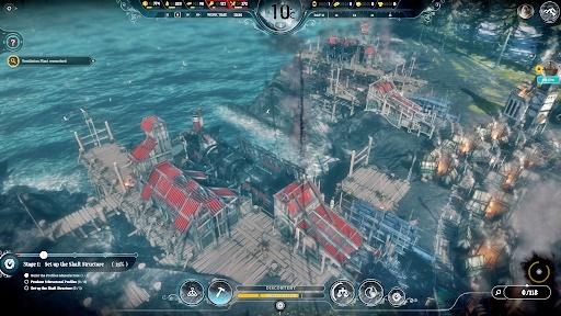 Frostpunk On The Edge HOODLUM PC Game