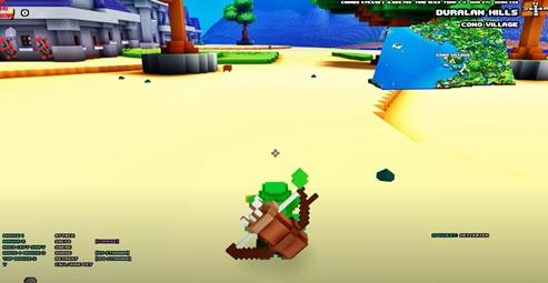 Cube Man DOGE PC Game
