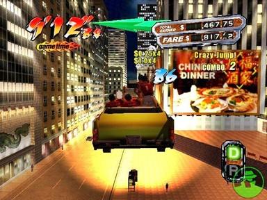 Crazy Taxi 3 Setup